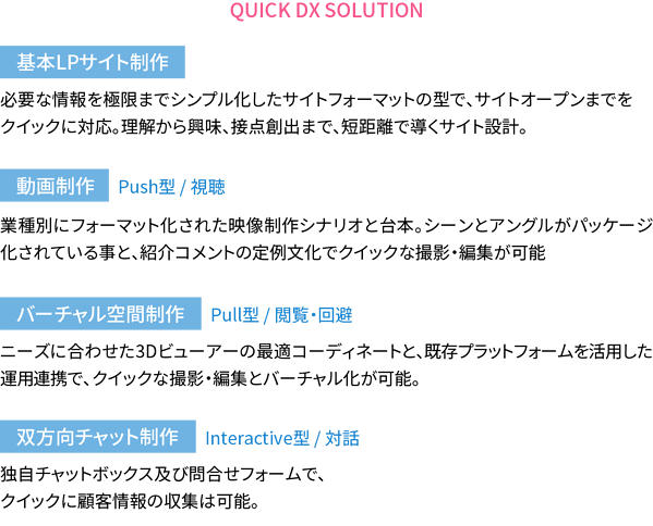 QUICK DX SOLUTION